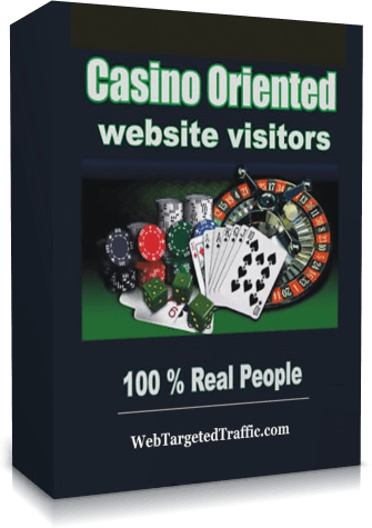 casino gambling traffic