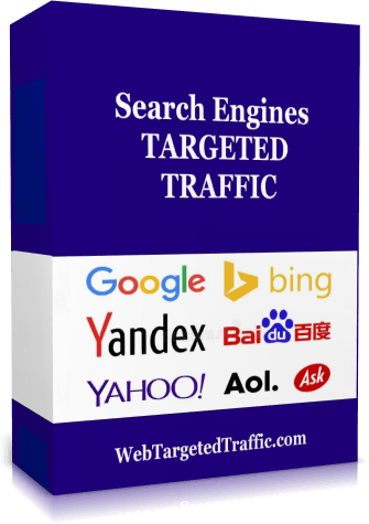 search engine google traffic