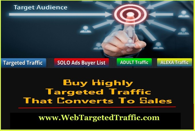 How to Get High Quality Targeted Traffic To Your Website