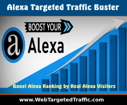 Buy Alexa Traffic Rank And Improve Alexa Website Ranking
