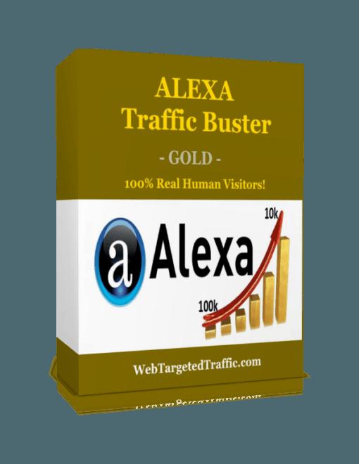 alexa ranking traffic