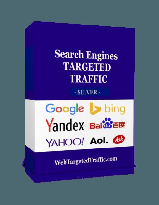 search engine traffic
