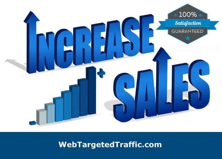You Can't Make Sales Online If You Can't Get Traffic To Your Offer!