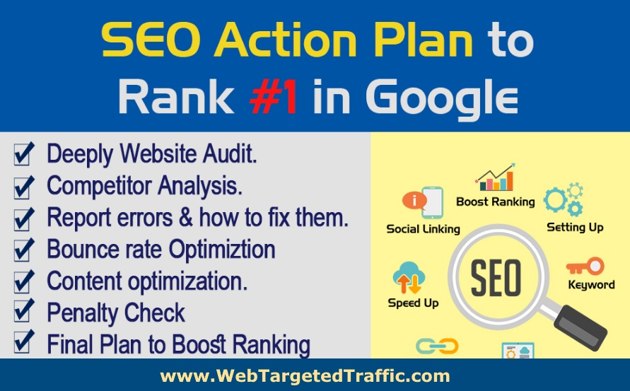 Best SEO Strategies & Tactics That Really Work in 2019
