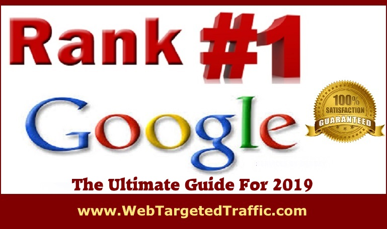 Get Your Business on Google Page One: The Ultimate Guide for 2019