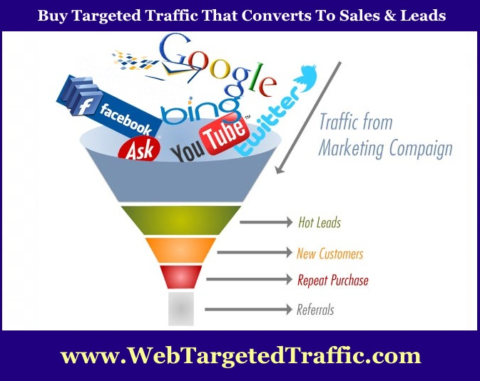 Buy Website Traffic: Buy Targeted Traffic That Converts …  Copy