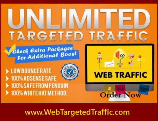 buy website traffic packages cheap targeted traffic