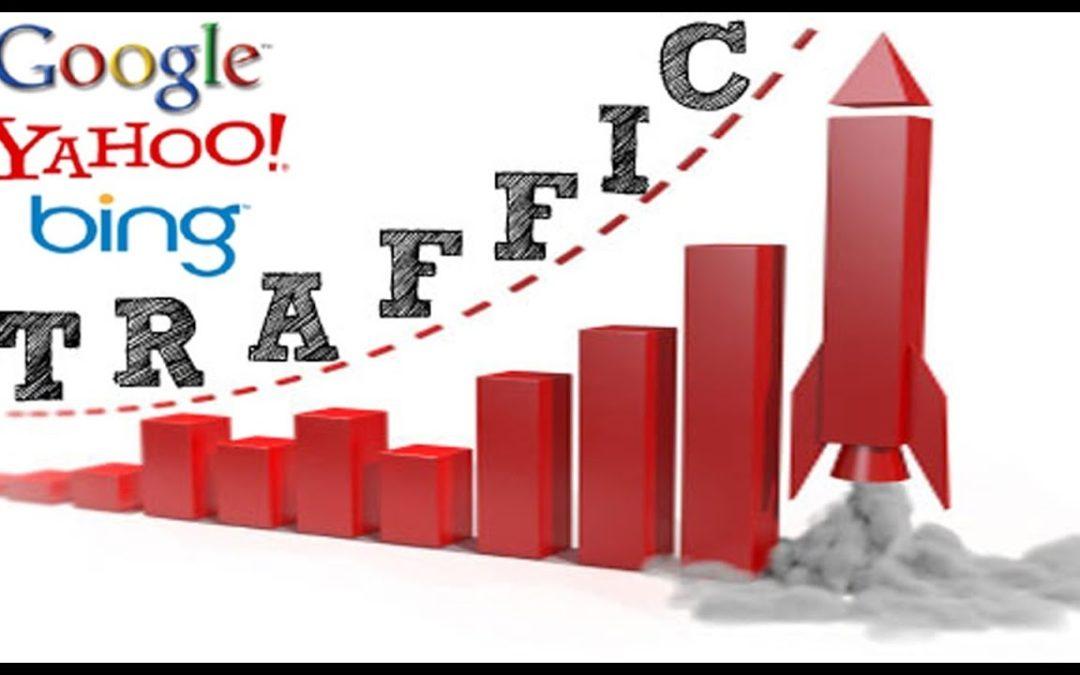 Buy Website Traffic: 100% Real Human Website Traffic