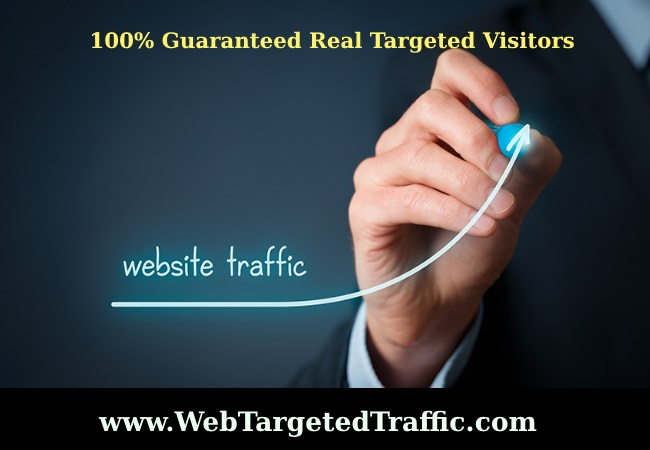 Buy Targeted Traffic – Quality Traffic That Converts‎