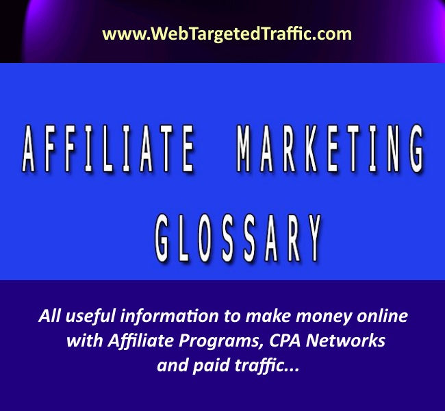 Affiliate Marketing Glossary: Terms Every Marketer Should Know
