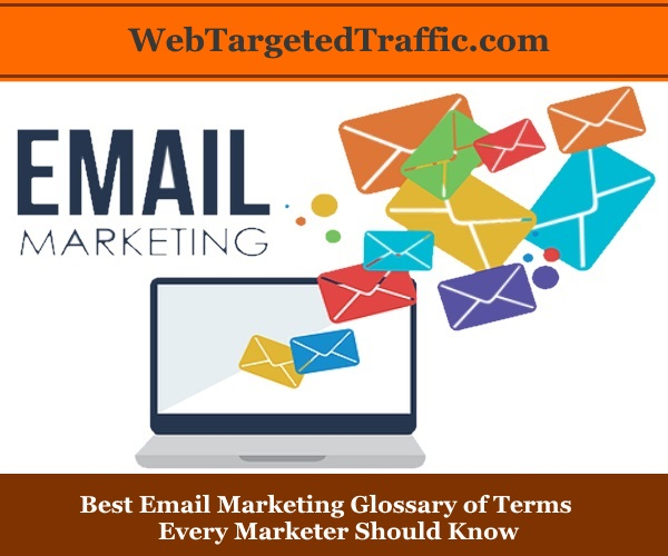 Best Email Marketing Glossary of Terms Every Marketer Should Know
