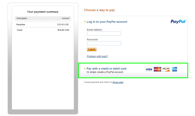 How to Pay Without a PayPal Account