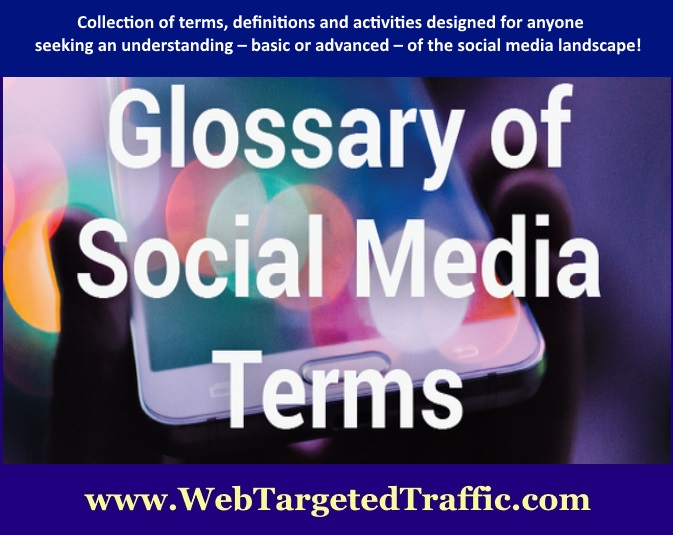 The Ultimate Glossary of Social Media Terms You Should Know