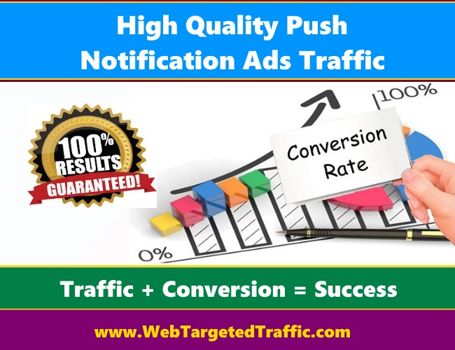 Buy High Converting Traffic