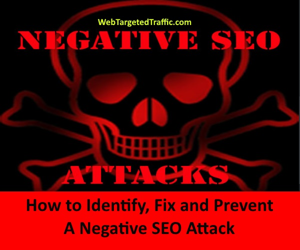 How To Prevent/Stop Negative SEO Attack