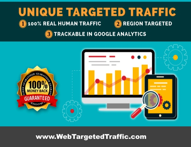 Unlock The Secret of Targeted Traffic To Supercharge Your Sales!